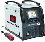 Сварочный аппарат инверторный полуавтомат RedHotDot NN PULSEMIG 270