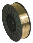 Проволока медно-кремниевая CuSi3 для пайки-сварки (0.8 мм, 5 кг)