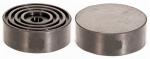 Резиновая опора для домкрата подкатного (цельнолитая, высокая износостойкость)