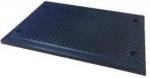 Резиновая накладка для ножничных подъемников JAB. Армированная