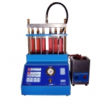 Стенд для УЗ очистки и диагностики инжекторов с автоматическим сливом SMC-3002АЕ NEW