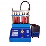 Стенд для очистки и диагностики инжекторов с автоматическим сливом SMC-3002А+ NEW