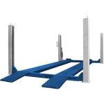 Подъемник четырехстоечный г/п 8000 кг. платформы гладкие Werther OMA 480(OMA528C)
