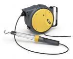 Катушка-удлинитель электрическая с лампой 11 В AM57/AM8 230V  Zeca (Италия)