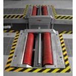 Роликовый тормозной стенд NTS 810 Пакет 7.1