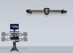 Стенд сход развал 3D Техно Вектор 7 Optima 7202 K