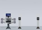 Стенд сход развал 3D Техно Вектор 7 Optima 7202 M