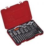 Метчики и плашки набор 39 пр. Bovidix 288204001