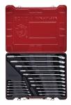 Набор комбинированных ключей 17 пр. Bovidix 380301801