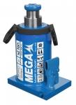 Домкрат бутылочный, телескопический 12т. MEGA BRT12