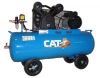 Поршневой компрессор 8 атм, 340 л/мин CAT V65-100