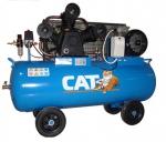 Поршневой компрессор 10атм, 740л/мин CAT W80-100
