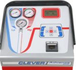 Установка для заправки кондиционеров, автомат SPIN CLEVER ADVANCE EVO PRINTER