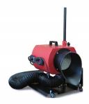 Установка мобильная для удаления выхлопных газов ELE