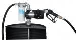 Насос для бензина с мех. пистолетом Drum EX50 12V DC