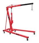 Кран гидравлический гаражный 2т. Red Line Premium GCR2D