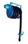 Катушка для удаления выхлопных газов TROMMELBERG HR70-80/102EH (шланг 8 м х Ø102 мм)