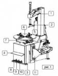 Ремонт шиномонтажного оборудования