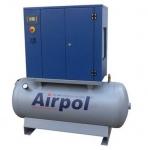 Airpol K 3 Маслозаполненный винтовой воздушный компрессор с ременным приводом