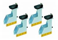 Комплект адаптеров для установки мотоциклетных колес Sicam 1695103543