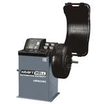 Балансировочный станок с ручной ввод параметров KraftWell KRW240