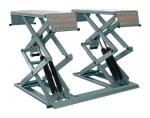 Подъемник ножничный короткий г/п 3000 кг. KraftWell KRW3FS