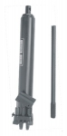 Цилиндр гидравлический с двухтактным насосом 8 т KraftWell KRWC3DCYL