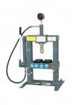 Пресс гидравлический 10 т. настольный с ручным приводом  KraftWell KRWPR10B