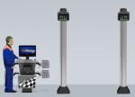 Стенд сход развал 3D Техно Вектор 7 PRO, 7204 H A
