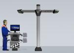 Стенд сход развал 3D Техно Вектор 7 PRO, 7204 T A