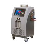 Установка для заправки автокондиционеров, автомат, R134 GrunBaum AC7500S SMART FLUSHING