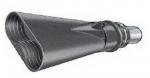 Насадка газоприёмная 100 мм. из каучука  BGO20000100140 .