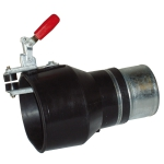 Насадка газоприёмная 100 м. из каучука Aerservice BGNP2000100140