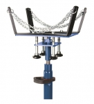 Плата для стойки трансмиссионной 350 кг. MEGA PF-1200A