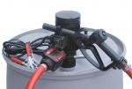 Бочковой комплект для раздачи дизельного топлива, антифриза, воды Piusi PICO 12 K24 M