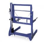 Тележка гидравлическая для снятия колес 700 кг. Werther OMA PL701(OMA600)