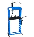 Пресс гидравлический напольный 20 т. с ручным приводом Werther OMA PR20/PM(OMA654B)