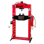 Пресс гидравлический 50 т. с пневматическим приводом Red Line Premium RHP50A
