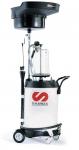Установка для слива и откачки масла 100 л с предкамерой SAMOA 372000