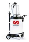 Установка для откачки масла 100 л и мерной колбой SAMOA 372100