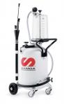 Установка для откачки масла 70 л и мерной колбой SAMOA 373100