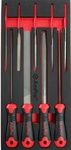 Набор напильников и надфилей, 9 пр. AmPro T18409