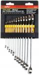 Набор ключей комбинированных (6-19мм),12 пр. AmPro T40180