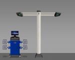 Стенд сход развал 3D Техно Вектор 7 PRO, T 7202 T 5 A