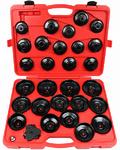 Набор съемников масляных фильтров 30 предметов AmPro T75886