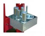 Комплект из 6 пуансонов для прессов PR50PM/S PRM50PM  Werther-OMA T1003