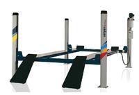 Подъемник четырехстоечный 5,5 т. платформы гладкие Velyen 4ED0600F