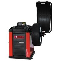 Балансировочный станок ручной ввод параметров Red Line Premium WBR200