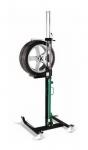 Тележка гидравлическая г/п 60 кг. для снятия колес Compac WD60