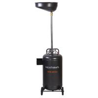 Установка для слива масла 80 л. WDK-89182